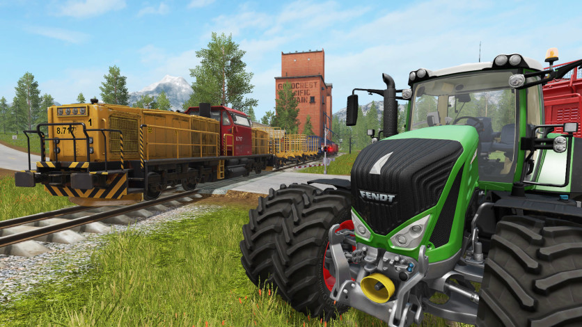 Screenshot 3 - Farming Simulator 17 - Platinum Edition