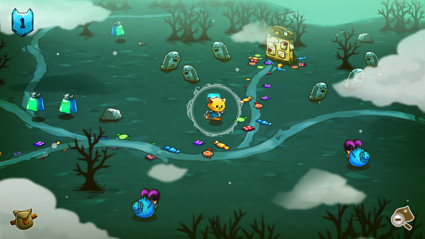 Screenshot 5 - Cat Quest