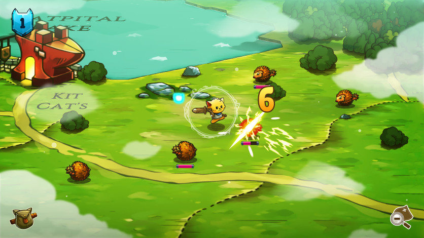 Screenshot 2 - Cat Quest
