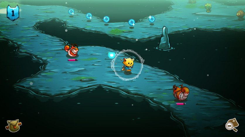 Screenshot 3 - Cat Quest
