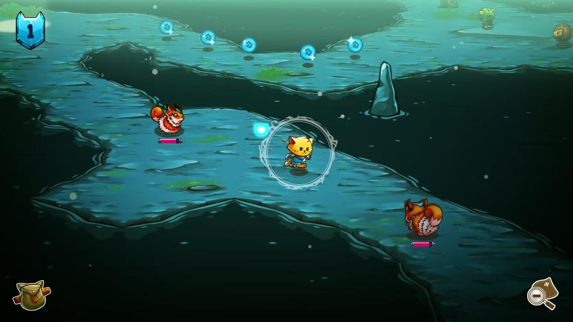 Screenshot 3 - Cat Quest