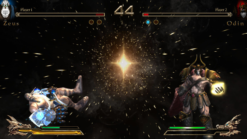Screenshot 3 - Fight of Gods