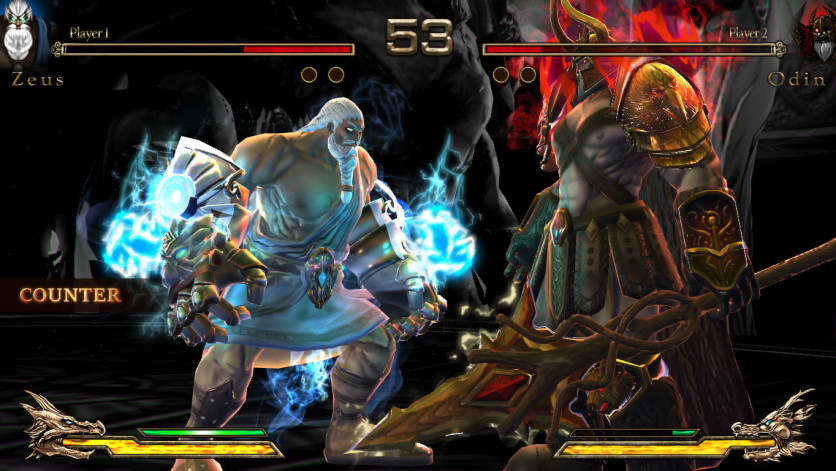 Screenshot 8 - Fight of Gods