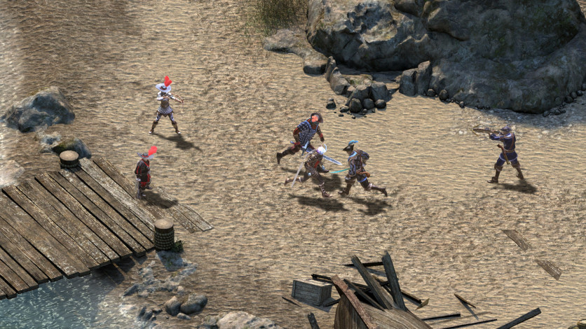 Screenshot 3 - Pillars of Eternity - Definitive Edition