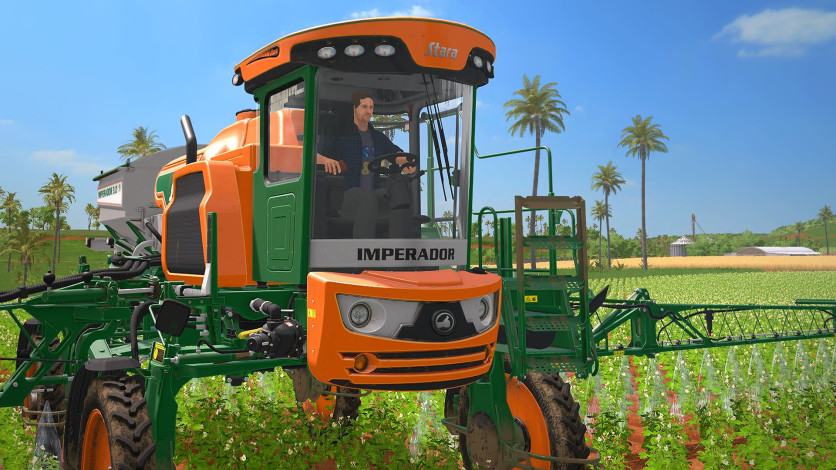 Screenshot 2 - Farming Simulator 17 - Platinum Expansion