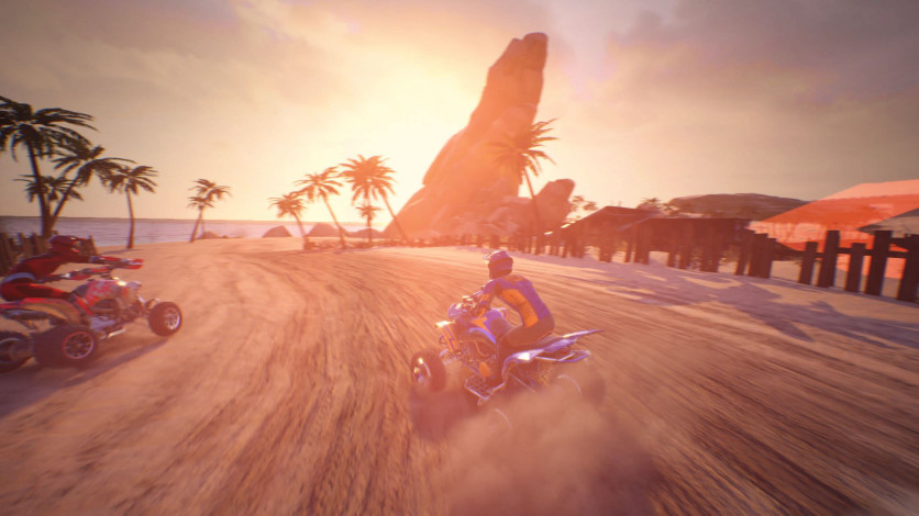 Screenshot 3 - ATV Drift & Tricks