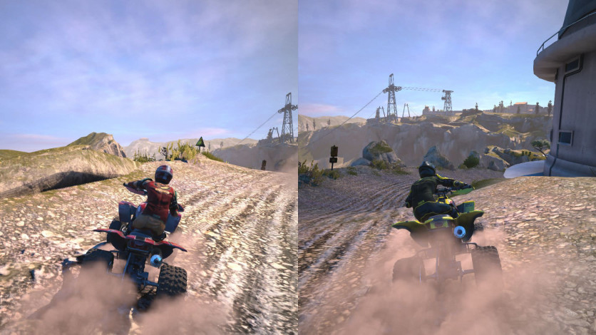 Screenshot 9 - ATV Drift & Tricks