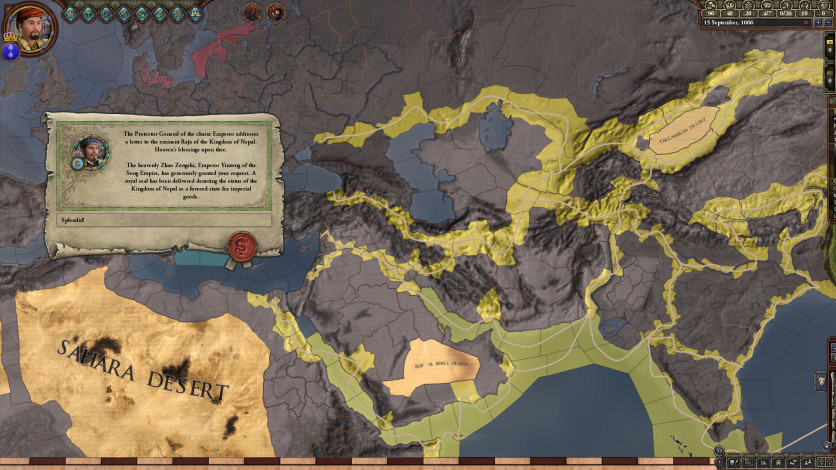 Screenshot 5 - Crusader Kings II: Jade Dragon