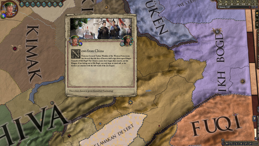 Screenshot 6 - Crusader Kings II: Jade Dragon
