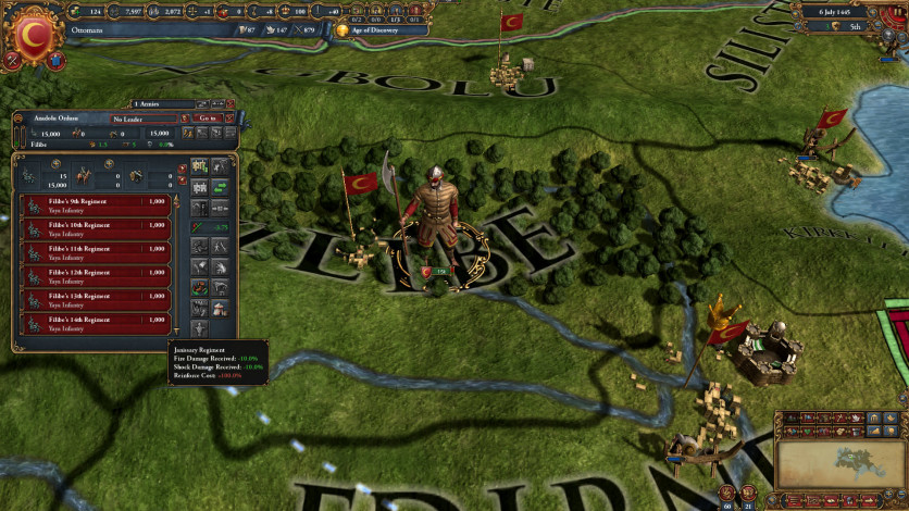 Screenshot 5 - Europa Universalis IV: Cradle of Civilization