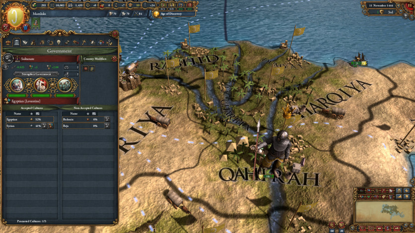 Screenshot 6 - Europa Universalis IV: Cradle of Civilization