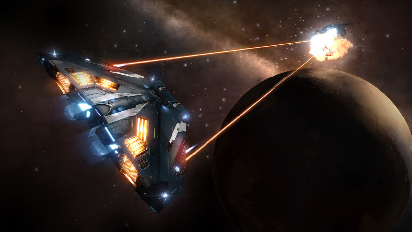 Screenshot 14 - Elite Dangerous