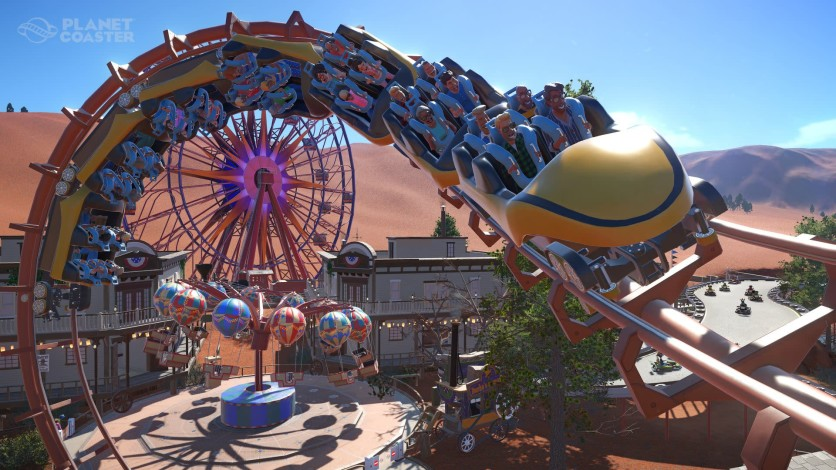 Screenshot 9 - Planet Coaster