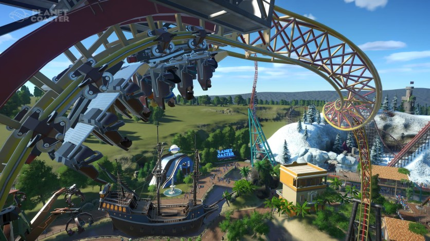 Screenshot 19 - Planet Coaster