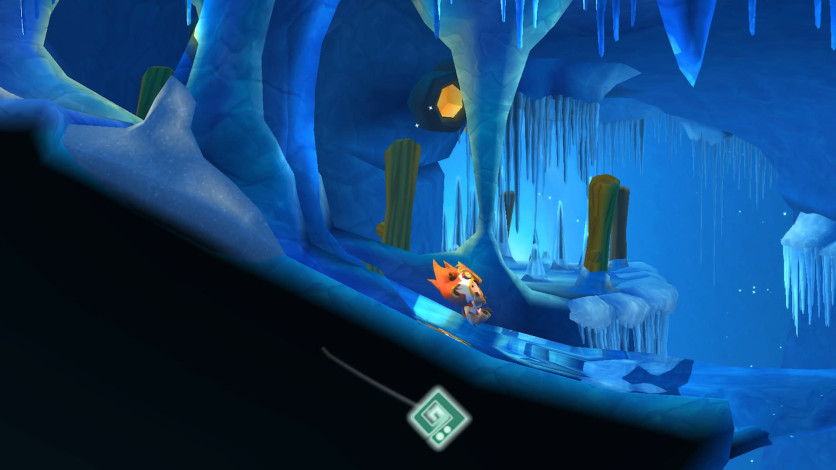 Screenshot 4 - LostWinds 2: Winter of the Melodias