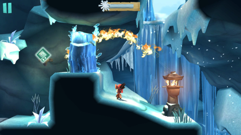 Screenshot 2 - LostWinds 2: Winter of the Melodias