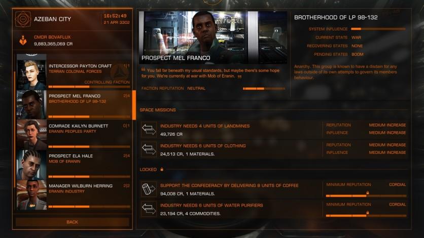 Screenshot 18 - Elite Dangerous: Horizons - Season Pass