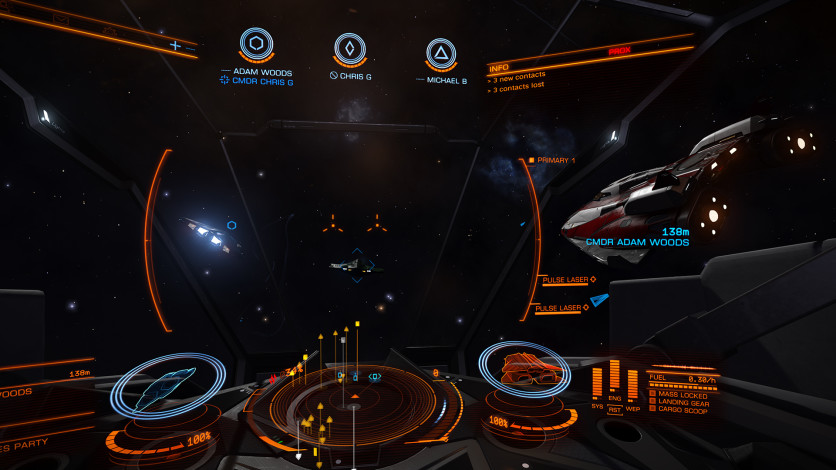 Screenshot 15 - Elite Dangerous: Commander Deluxe Edition
