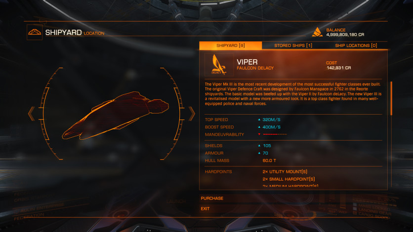 Screenshot 7 - Elite Dangerous: Commander Deluxe Edition