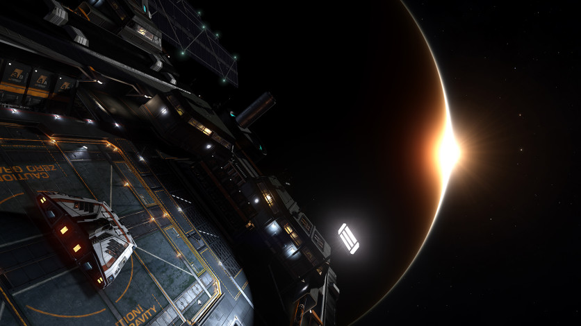 Screenshot 11 - Elite Dangerous: Commander Deluxe Edition