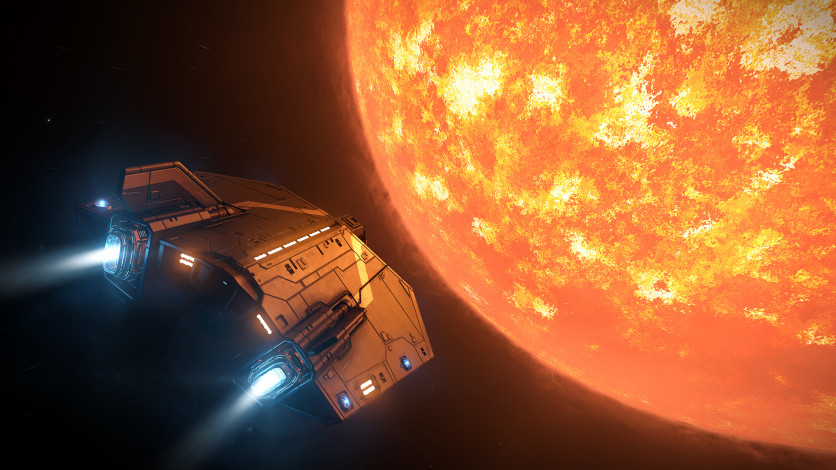 Screenshot 3 - Elite Dangerous: Commander Deluxe Edition