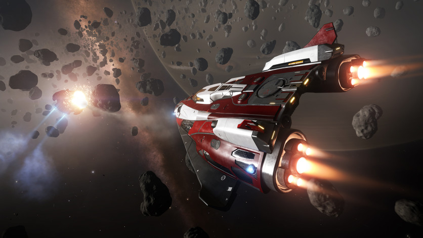Screenshot 5 - Elite Dangerous: Commander Deluxe Edition