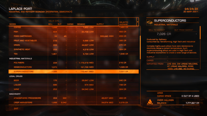 Screenshot 16 - Elite Dangerous: Commander Deluxe Edition
