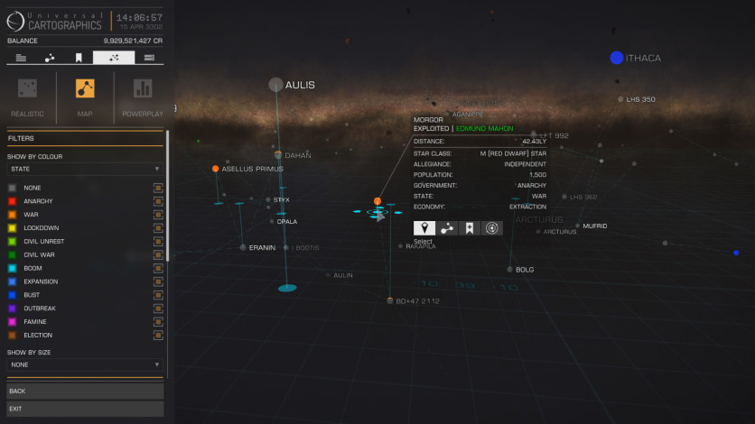Screenshot 8 - Elite Dangerous: Commander Deluxe Edition