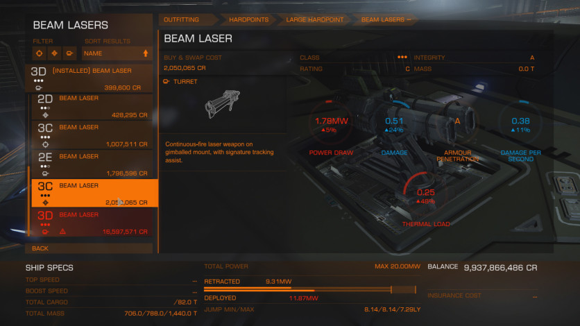 Screenshot 14 - Elite Dangerous: Commander Deluxe Edition