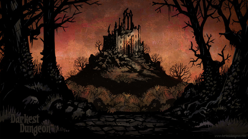 Screenshot 1 - Darkest Dungeon: Soundtrack