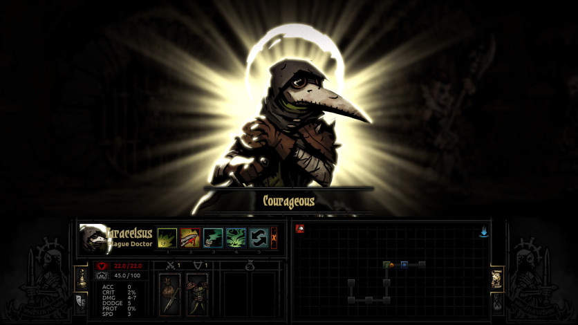 Screenshot 2 - Darkest Dungeon: Soundtrack