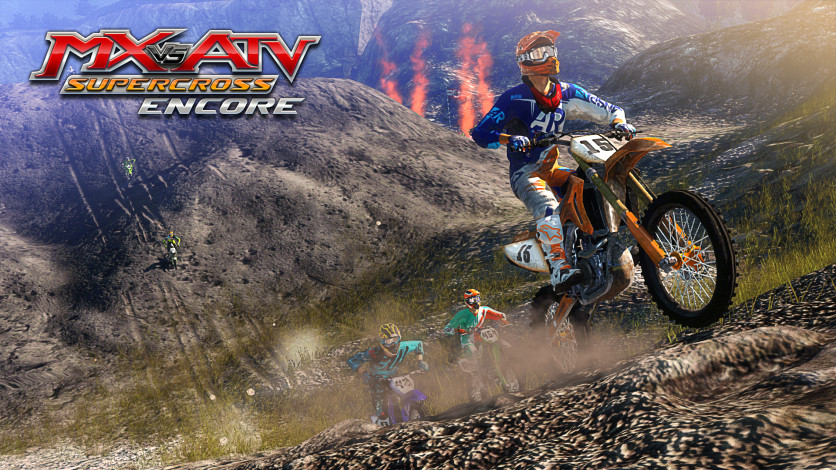 Screenshot 7 - MX vs. ATV Supercross Encore