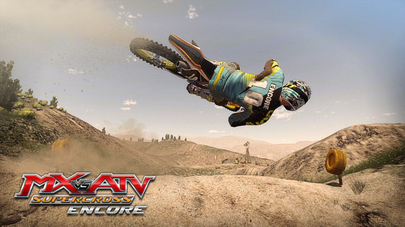 Screenshot 5 - MX vs. ATV Supercross Encore
