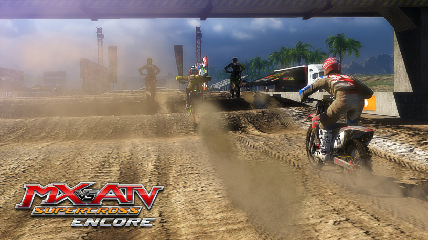 Screenshot 9 - MX vs. ATV Supercross Encore