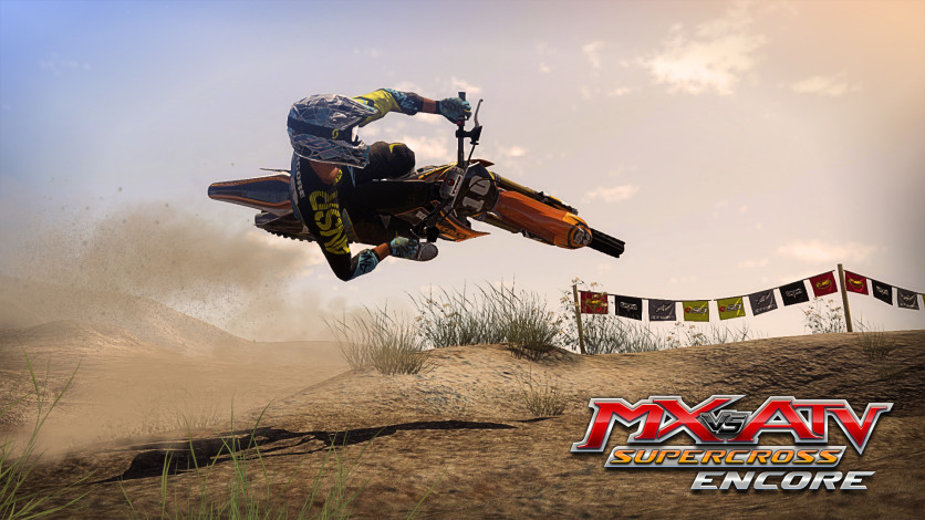 Screenshot 8 - MX vs. ATV Supercross Encore