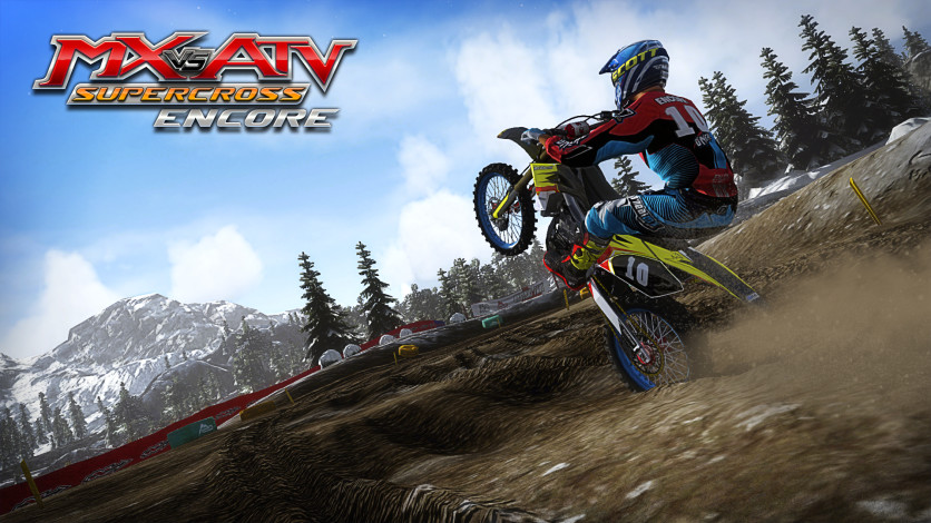 Screenshot 6 - MX vs. ATV Supercross Encore