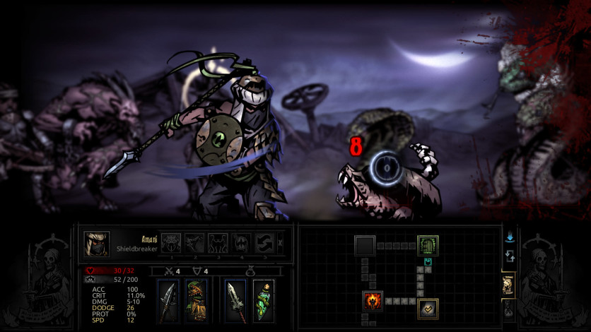 Screenshot 8 - Darkest Dungeon: The Shieldbreaker