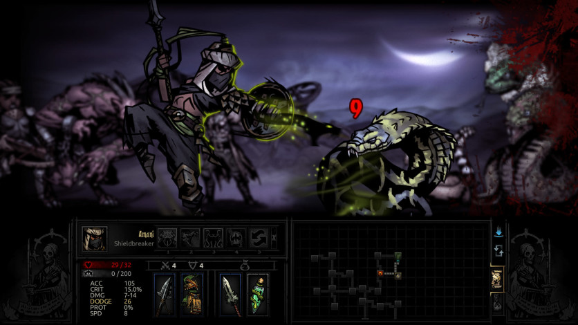 Screenshot 11 - Darkest Dungeon: The Shieldbreaker