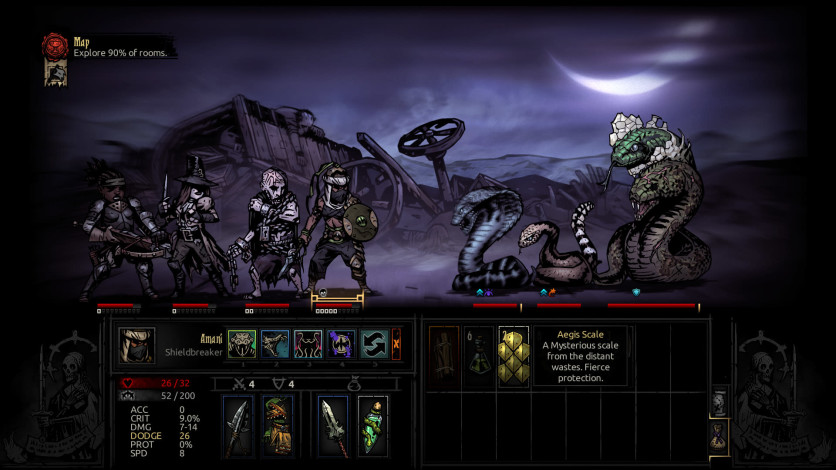 Screenshot 7 - Darkest Dungeon: The Shieldbreaker