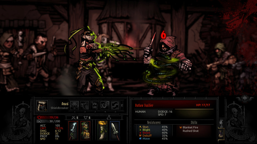 Screenshot 3 - Darkest Dungeon: The Shieldbreaker