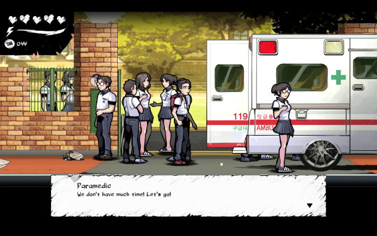 Screenshot 3 - The Coma: Recut