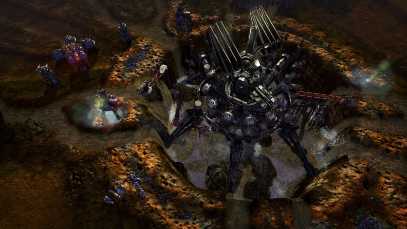Screenshot 15 - Grey Goo: Definitive Edition