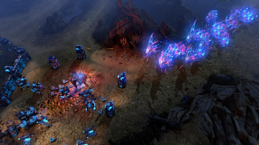 Screenshot 3 - Grey Goo: Definitive Edition