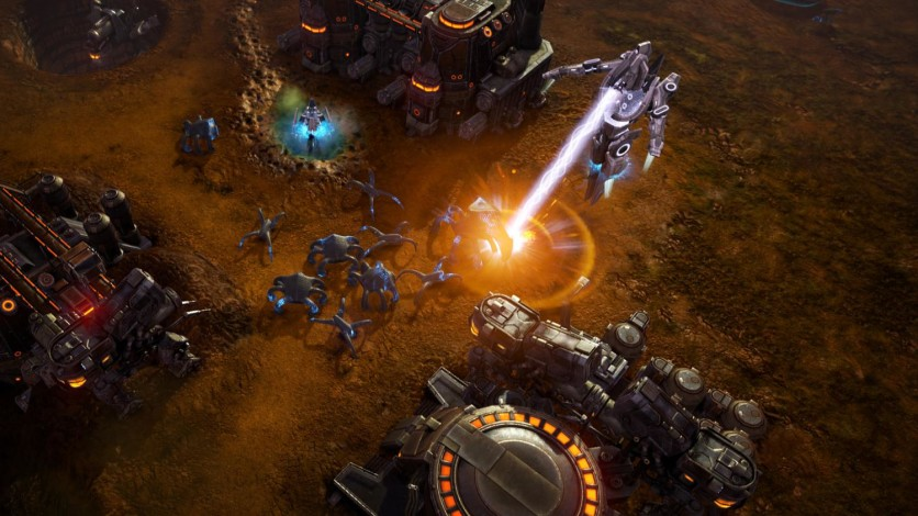 Screenshot 2 - Grey Goo: Definitive Edition