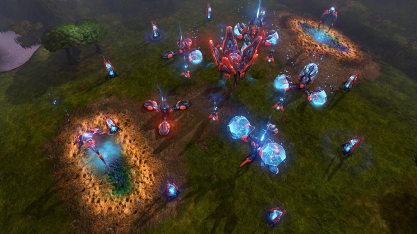 Screenshot 14 - Grey Goo: Definitive Edition