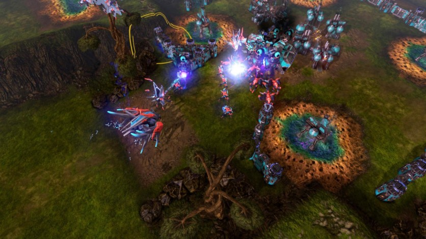 Screenshot 6 - Grey Goo: Definitive Edition