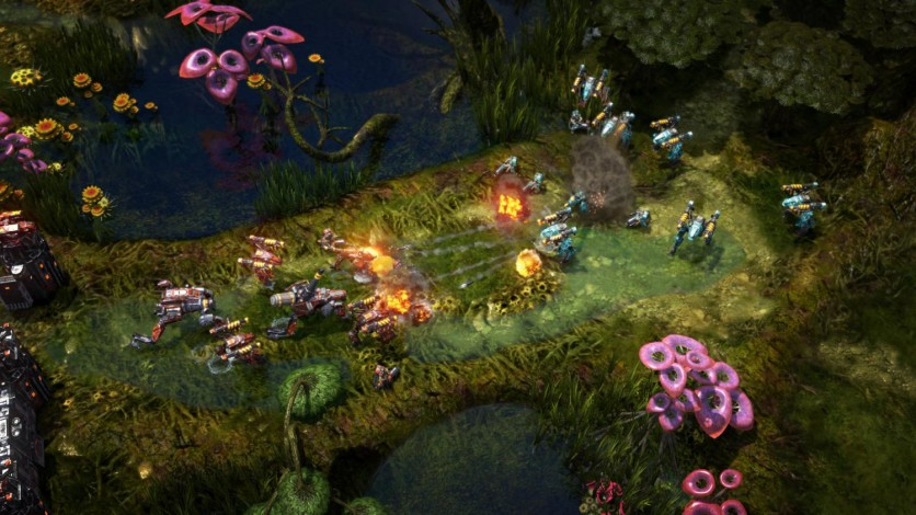 Screenshot 5 - Grey Goo: Definitive Edition