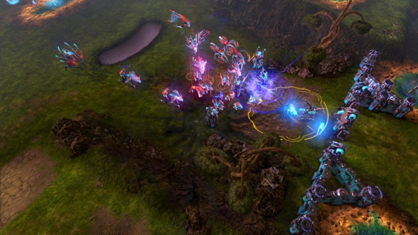 Screenshot 4 - Grey Goo: Definitive Edition