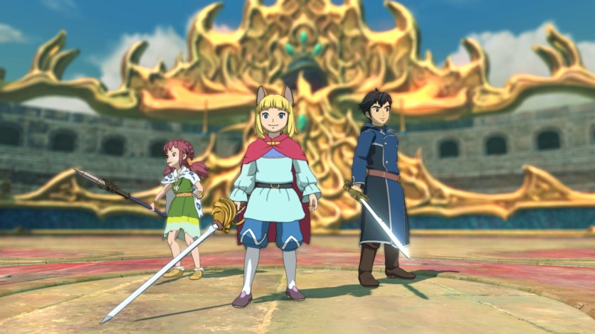 Screenshot 4 - Ni no Kuni II: Revenant Kingdom - The Prince's Edition
