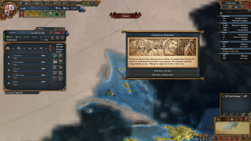 Screenshot 6 - Europa Universalis IV: Guns, Drums and Steel Volume 2